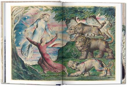 William Blake. La Divina Commedia di Dante - Sebastian Schütze,Maria Antonietta Terzoli - 2