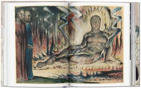 William Blake. La Divina Commedia di Dante - Sebastian Schütze,Maria Antonietta Terzoli - 3