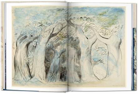 William Blake. La Divina Commedia di Dante - Sebastian Schütze,Maria Antonietta Terzoli - 6