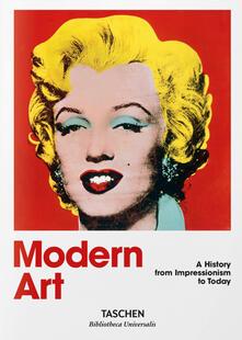 Radiosenisenews.it Arte moderna (1870-2000). Dall'impressionismo a oggi Image