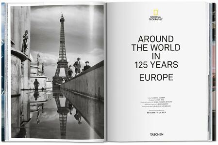 National geographic. Around the world in 125 years. Europe. Ediz. illustrata - 2