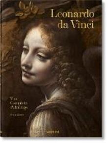 Leonardo da Vinci. The Complete Paintings - Frank Zollner - cover