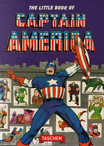 The little book of Captain America. Ediz. multilingue
