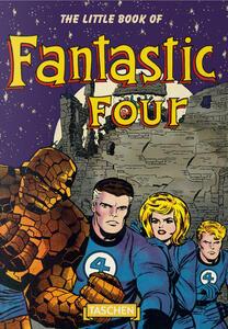 The little book of the Fantastic Four. Ediz. multilingue - Roy Thomas - copertina