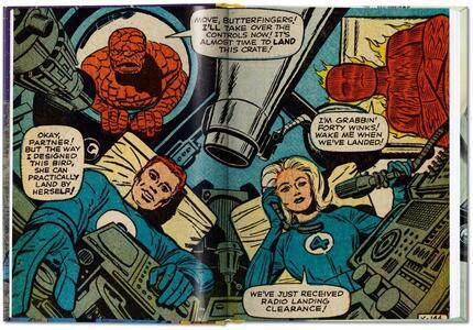 The little book of the Fantastic Four. Ediz. multilingue - Roy Thomas - 2