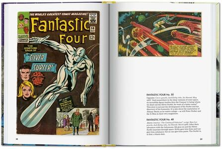 The little book of the Fantastic Four. Ediz. multilingue - Roy Thomas - 4