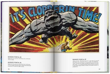 The little book of the Fantastic Four. Ediz. multilingue - Roy Thomas - 6