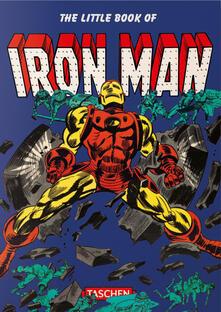Vitalitart.it The little book of Iron Man. Ediz. italiana, spagnola e portoghese Image