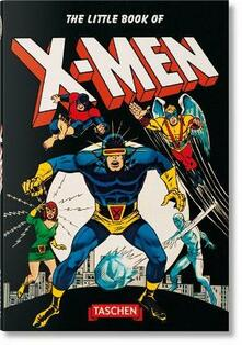 Winniearcher.com The little book of X-Men. Ediz. italiana, spagnola e portoghese Image
