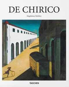 De Chirico. Ediz. italiana - Magdalena Holzhey - copertina