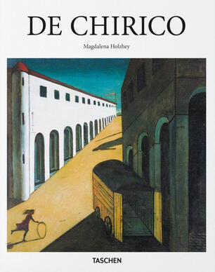 Libro De Chirico Magdalena Holzhey