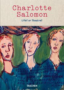 Charlotte Salomon. Life? Or theatre? - copertina
