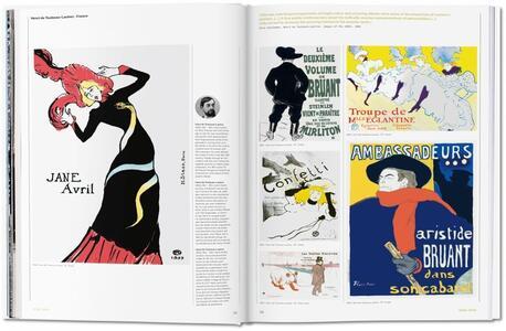 The history of graphic design. Ediz. italiana e spagnola. Vol. 1: 1890-1959. - Jens Müller,Julius Wiedermann - 2