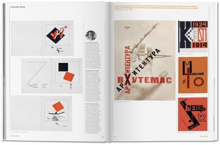 The history of graphic design. Ediz. italiana e spagnola. Vol. 1: 1890-1959. - Jens Müller,Julius Wiedermann - 4