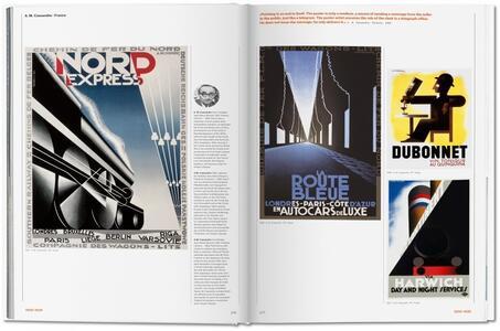 The history of graphic design. Ediz. italiana e spagnola. Vol. 1: 1890-1959. - Jens Müller,Julius Wiedermann - 5