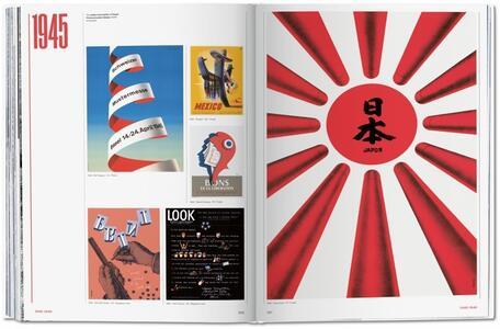 The history of graphic design. Ediz. italiana e spagnola. Vol. 1: 1890-1959. - Jens Müller,Julius Wiedermann - 6