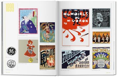 The history of graphic design. Ediz. italiana e spagnola. Vol. 1: 1890-1959. - Jens Müller,Julius Wiedermann - 8