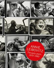 Promoartpalermo.it Annie Leibovitz. The early years 1970-1983. Ediz. italiana e spagnola Image