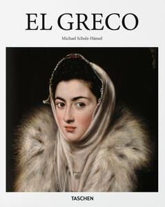 El Greco - Michael Scholz-Hänsel - copertina