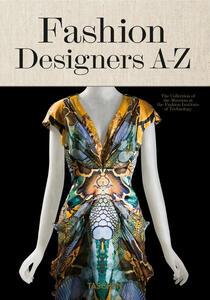 Fashion designers A-Z. Ediz. italiana, spagnola e inglese - Valerie Steele,Suzy Menkes - copertina