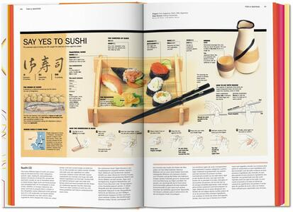 Food & drink infographics. A visual guide to culinary pleasures. Ediz italiana, spagnola e inglese - Simone Klabin - 3