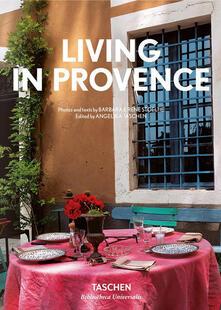 Ristorantezintonio.it Living in Provence. Ediz. italiana, spagnola e portoghese Image