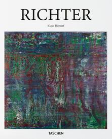 Richter - Klaus Honnef - cover
