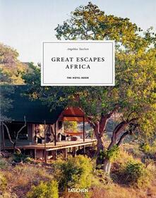 Recuperandoiltempo.it The Hotel Book. Great Escapes Africa. Ediz. italiana, spagnola e portoghese Image