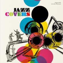 Jazz covers. Ediz. inglese, francese e tedesca - Joaquim Paulo - copertina
