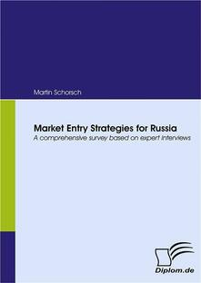 Market Entry Strategies for Russia
