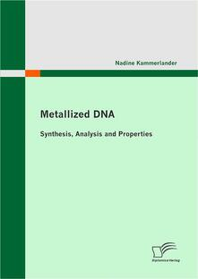 Metallized DNA