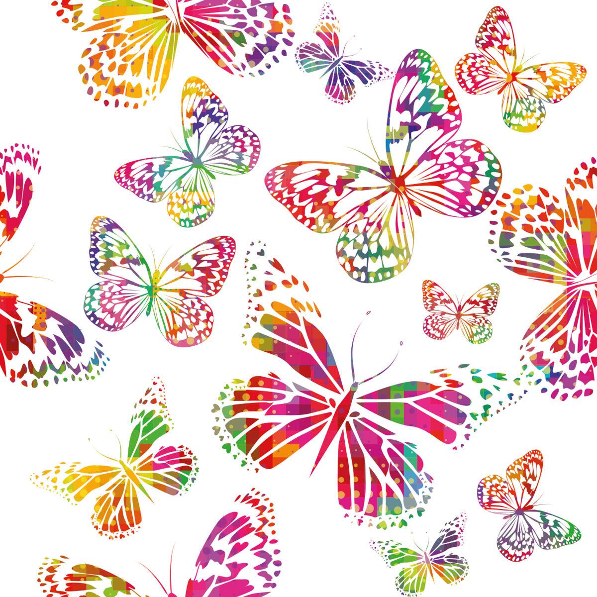 Calendario 2017 Da Muro Butterfly Beauty Alpha Edition