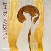 Cartoleria Calendario 2017 da muro Gustav Klimt Alpha Edition