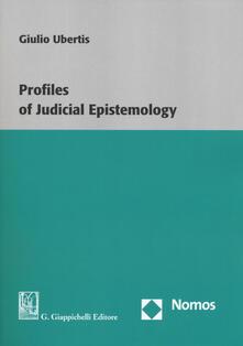 Filmarelalterita.it Profiles of judicial epistemology Image