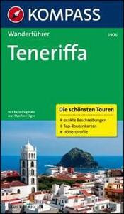 Guida escursionistica n. 5906. Teneriffa