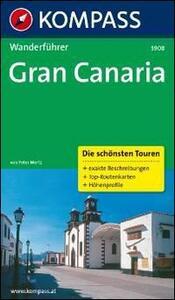Guida escursionistica n. 5908. Gran Canaria - copertina