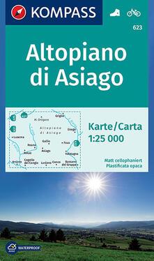 Carta escursionistica n. 623. Altopiano di Asiago 1:25.000.pdf