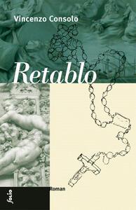 Retablo - Vincenzo Consolo - copertina