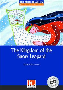 Antondemarirreguera.es The Kingdom of The Snow Leopard. Livello 4 (A2-B1). Con CD Audio Image