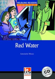 Voluntariadobaleares2014.es Red Water. Livello 5 (B1). Con CD Audio Image