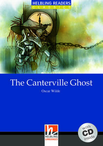 The Canterville Ghost. Livello 5 (B1). Con CD Audio