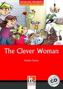 Chievoveronavalpo.it The clever woman. Livello 1 (A1). Con CD Audio Image