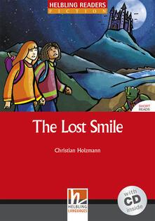 Letterarioprimopiano.it The Lost Smile. Livello 3 (A2). Con CD Audio Image
