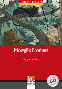Mowgli's brothers. Livello 2 (A1-A2). Con CD Audio