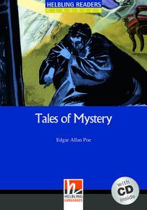 Tales of Mistery. Livello 5 (B1). Con CD Audio - Edgar Allan Poe - copertina