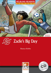 Zadie's big day. Livello 1 (A1). Con CD Audio