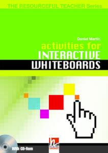 Activities for interactive whiteboards. Con CD-ROM - Daniel Martin - copertina