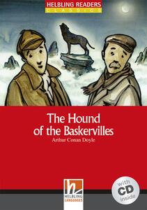 The Hound of Baskervilles. Livello 1 (A1). Con CD Audio - Arthur Conan Doyle - copertina