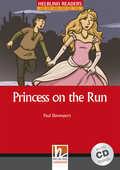 Libro Princess on the Run. Livello 2 (A1-A2). Con CD Audio Paul Davenport
