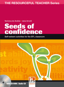Seeds of confidence. Con CD-ROM - Veronica De Andres,Jane Arnold - copertina